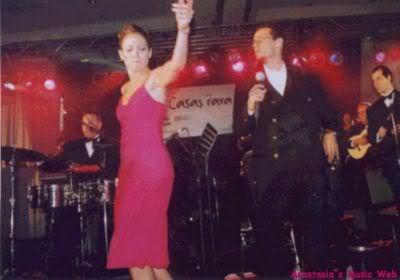 Marc Anthony & Jennifer Lopez 1998