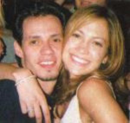 Marc Anthony & Jennifer Lopez 1999