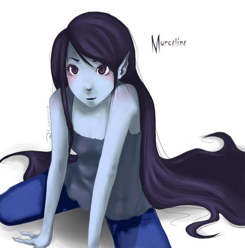 Marceline Fanart