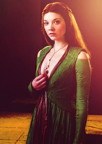 Margaery Tyrell >