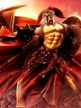 Mars, Roman god of War - the-heroes-of-olympus photo