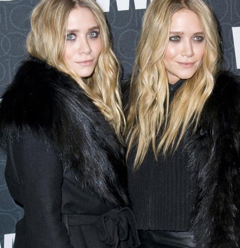 Mary-Kate & Ashley Olsen <33