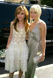 Mary-Kate & Ashley Olsen <33
