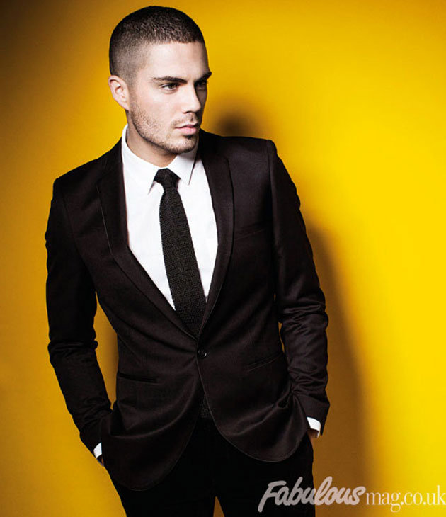The Wanteds Max George Says Hes Not Picky With Women