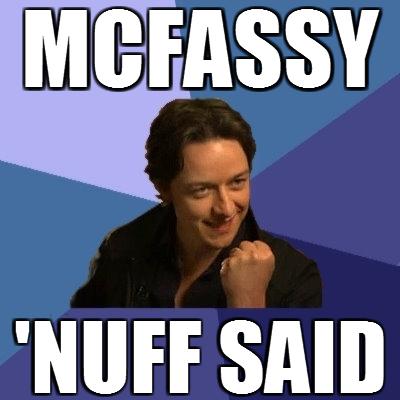 McFassy Meme's ★