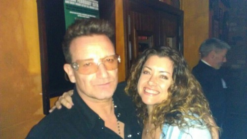 Me and Bono