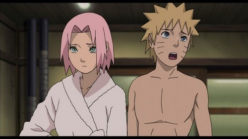 Me and Sakura from Road to ninja