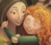 Merida & Elinor - brave icon