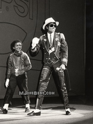 Michael And Alphonso Ribiero