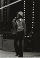Michael Rehearsing For A Live Performance - michael-jackson photo