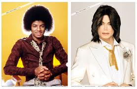 Michael Then And Now