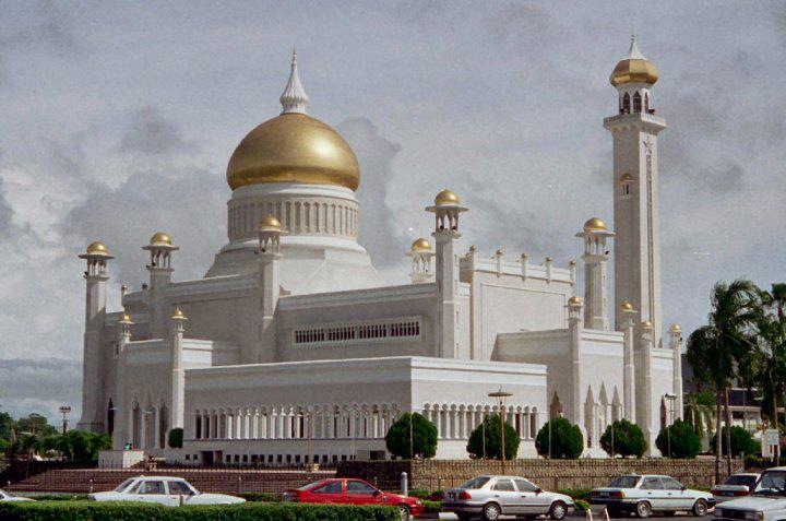 Mosques of the world - Sultan Omar Ali Saifuddin Mosque