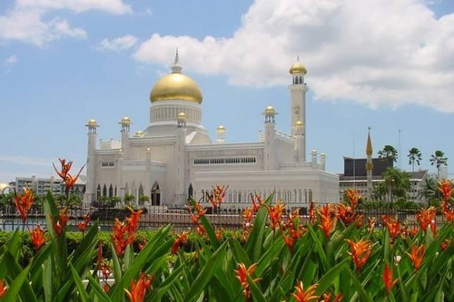 Mosques of the world - Sultan Omar Ali Saifuddin Mosque