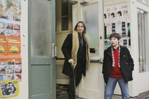 Mr. Gold- 2x14- Manhattan