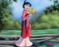 Mulan - disney-princess wallpaper