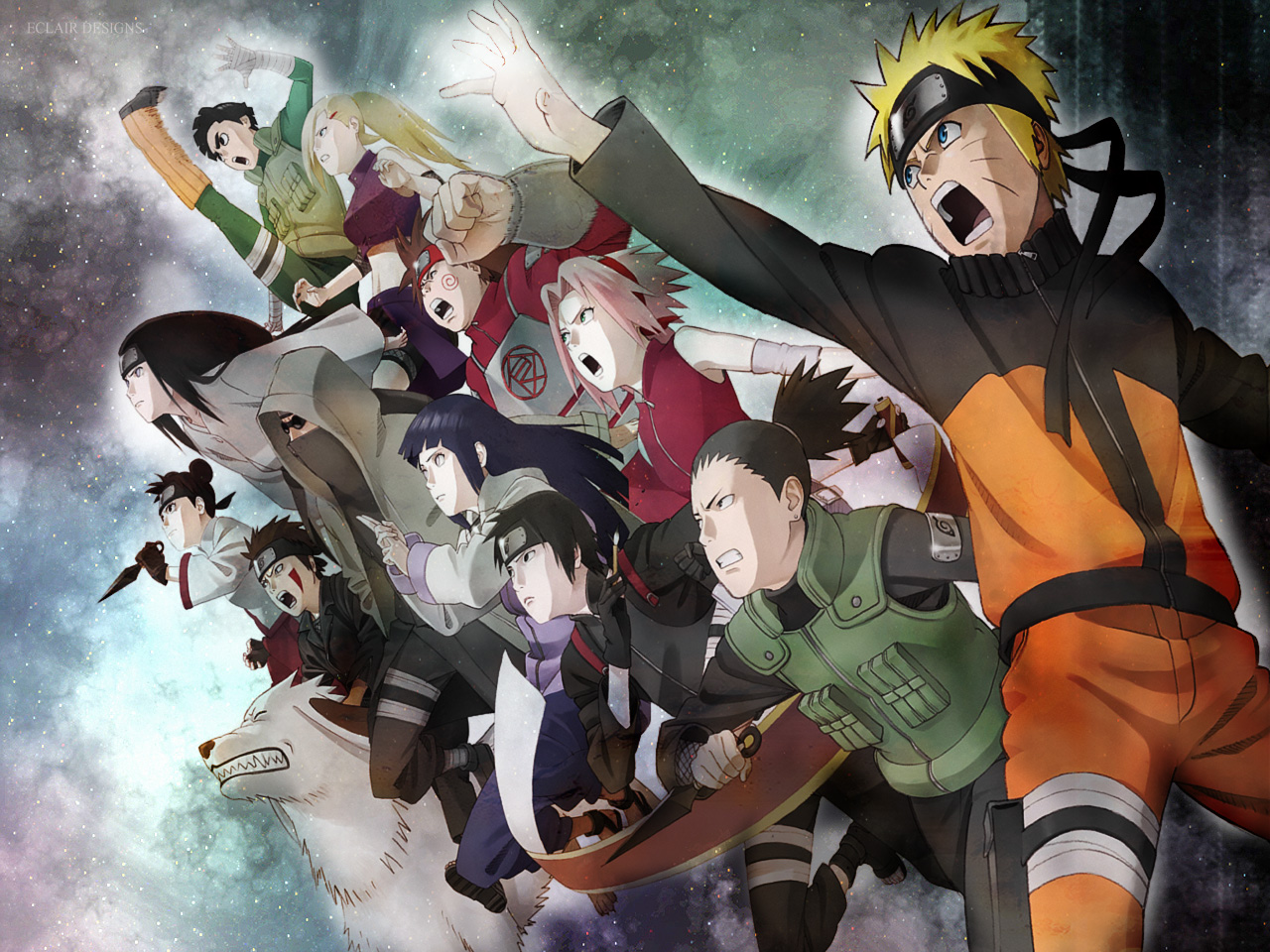 anime naruto shippuuden heroes - photo #36
