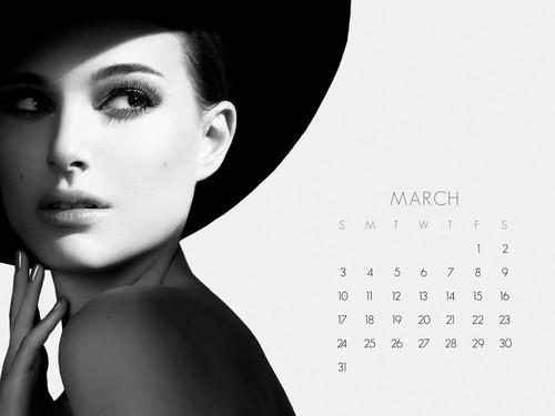 NP.COM Calendar - March