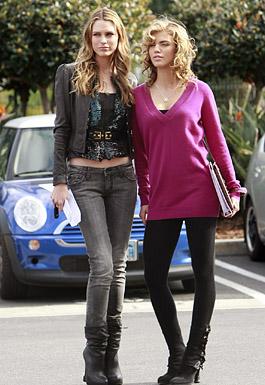 Naomi and Jen