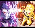 Naruto and Sasuke Final Battle !