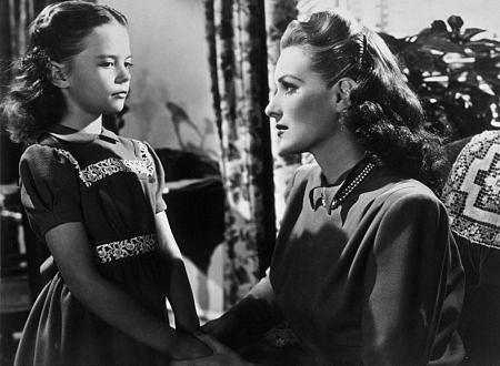 Natalie Wood & Maureen O'Hara