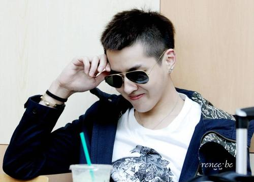 Kpop 4ever Images New Exo M Kris Hairstyle Wallpaper And Background