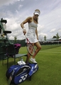 Nicole wimbledon - tennis photo