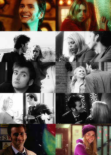 Nine and Rose/Ten and Rose <3 <3