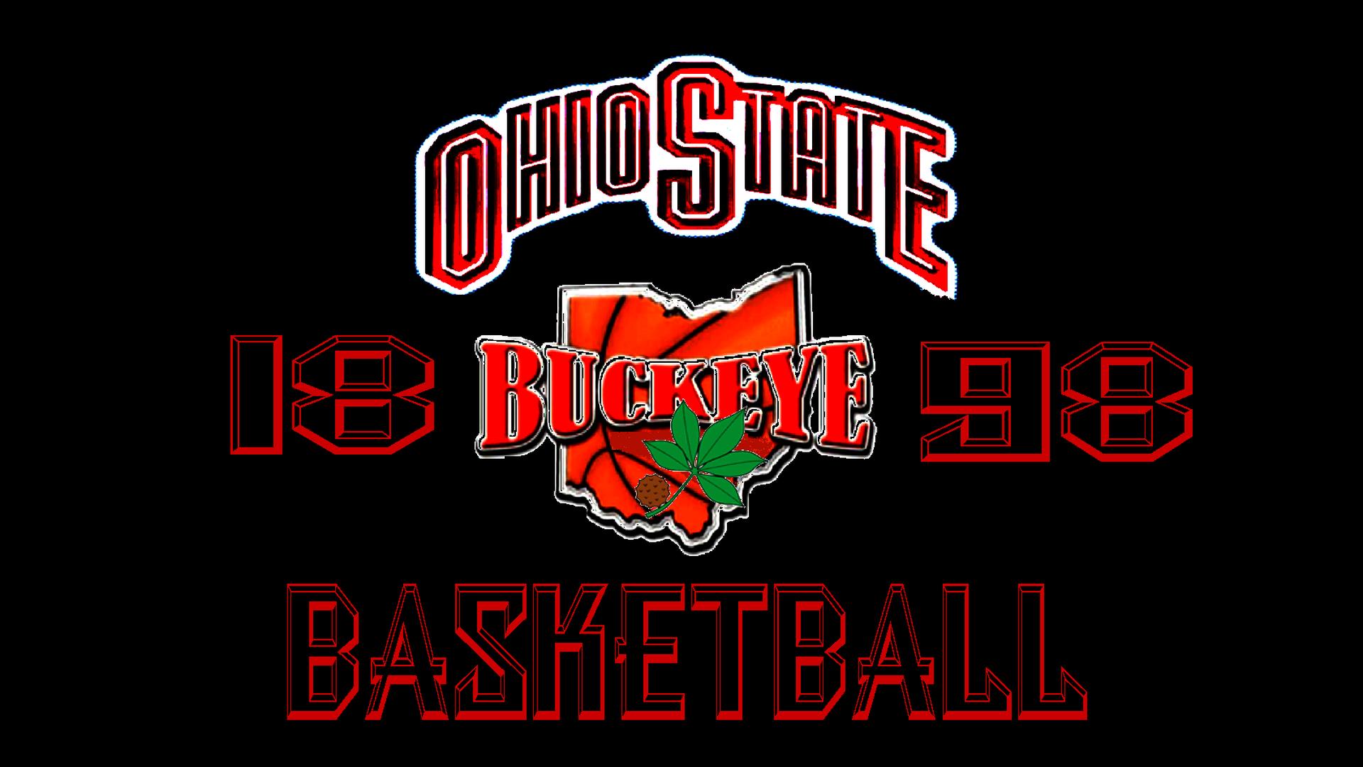 OHIO STATE बास्केटबाल, बास्केटबॉल, बास्केट बॉल 1898