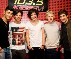 ONE DIRECTION!!! <3
