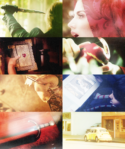OUAT Objects