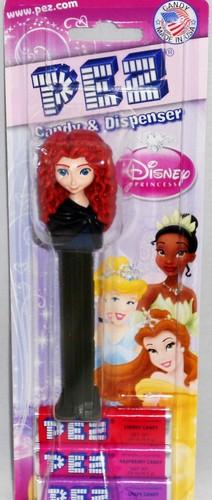 Official Disney Princess Merida Pez!