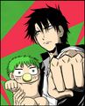 Oga and Beel - beelzebub photo