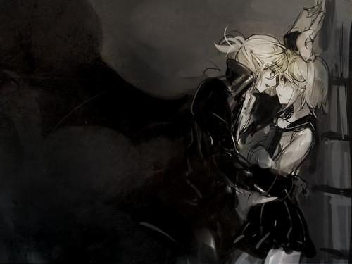 Oh.. My.. ;) Terror x Blade