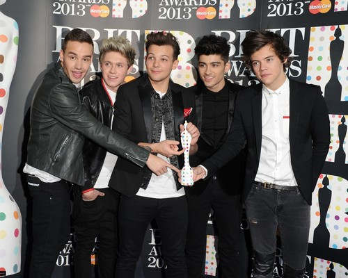 One Direction ~ Brits Awards ♥