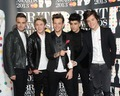 One Direction ~ Brits Awards  - one-direction wallpaper