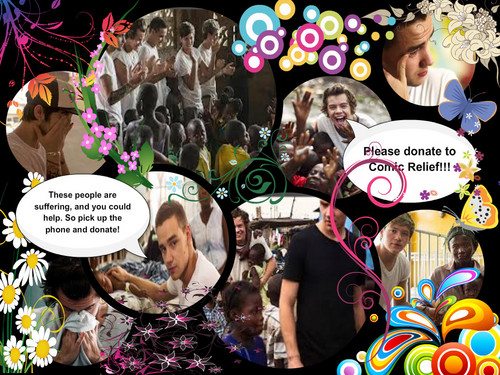 One Direction- Comic Relief