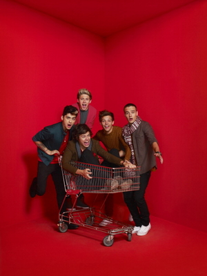 One Direction پیپر وال called One Direction ~ PARADE Photoshoot ♥