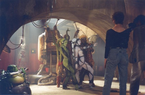 Oola Behind the Scenes ROTJ