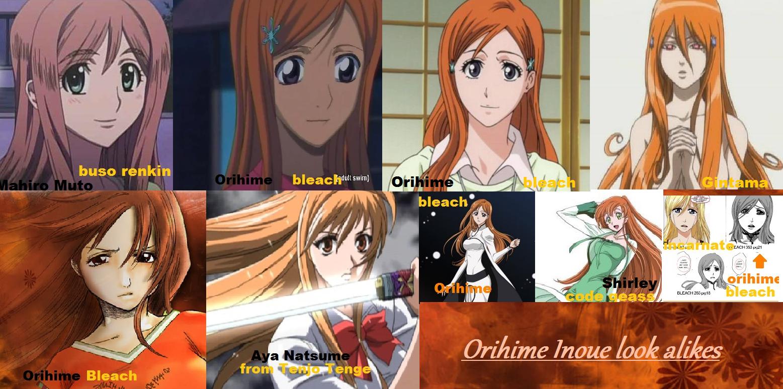 Anime Characters Look Alike : Pin anime look alikes on pinterest