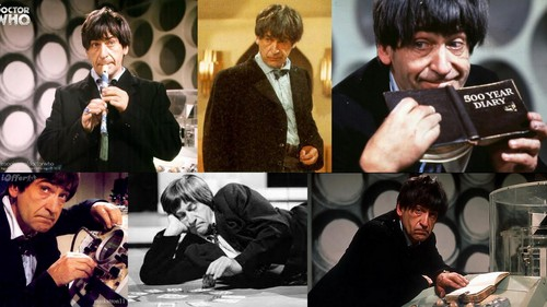 Patrick Troughton--the Sekunde Doctor