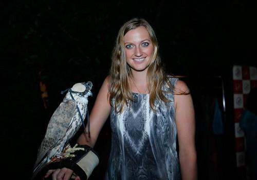 Petra Kvitova Dubai 2013