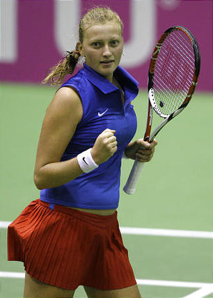 Petra Kvitova fed cup