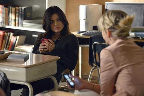 "Pretty Little Liars 3.24 ""A dangerous gAme"" - promotional 사진"