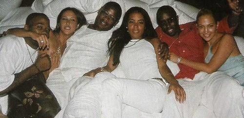 Puff Daddy, Aaliyah, Jennifer Lopez (2000)