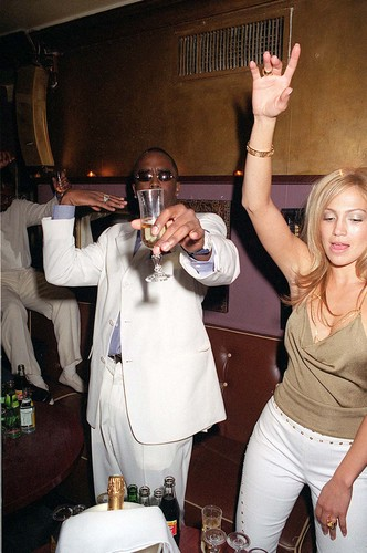 Puff Daddy & Jennifer Lopez 2000
