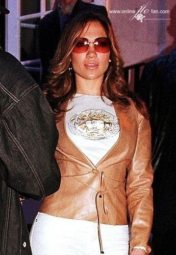 Jennifer Lopez Hintergrund titled Jennifer Lopez 2000 party