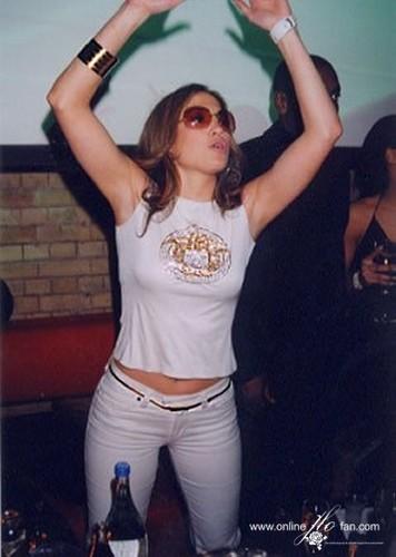 Puff Daddy & Jennifer Lopez 2000