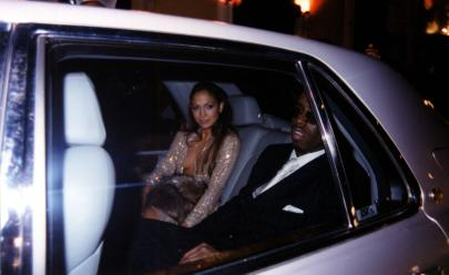Puff Daddy & Jennifer Lopez 1999