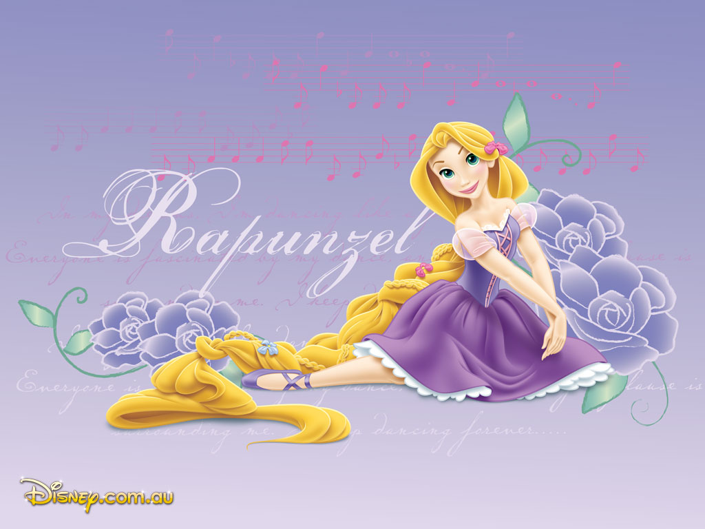 Rapunzel - Disney Princess