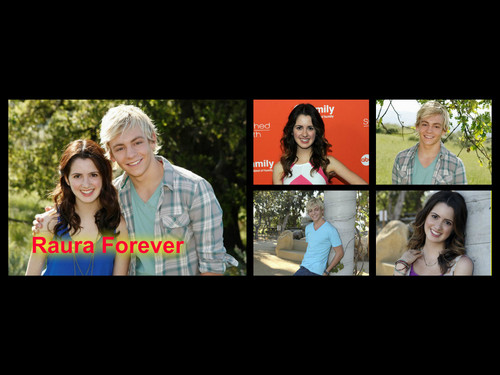 ross lynch fondo de pantalla titled Raura